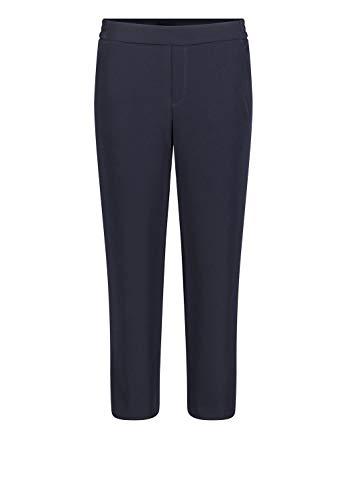 MAC Jeans Damen Hose Stoffhosen Chiara Cropped Floating Crepe 42/23