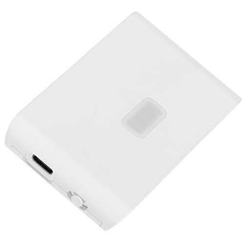 Alvinlite Luz Nocturna con Sensor de Movimiento, Carga USB, Sensor súper Inteligente del anochecer al Amanecer, Luces LED nocturnas adecuadas para Dormitorio, baño, Inodoro