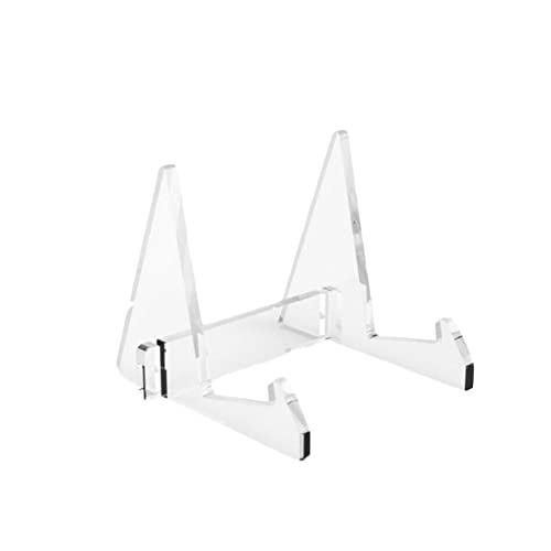 boekenstandaard Display Stand Acrylic Easel Rack Plank Foto Frame Organizer Dish Rack Carrier Voetstuk Houder Desk…