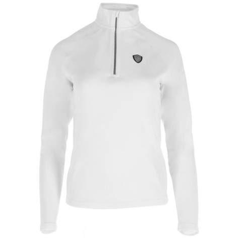 Covalliero - Reitsport-Turnierblusen für Mädchen in white, Größe 152/158