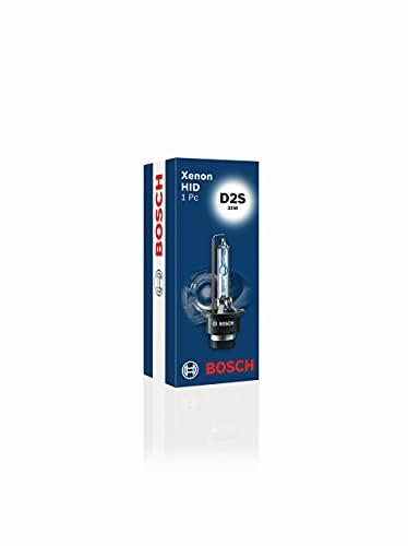 Lámpara Bosch para faros: Xenon HID D2S 12V (Lámpara x1)