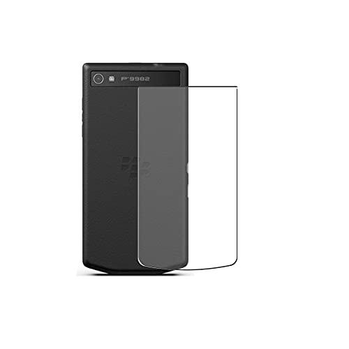Vaxson 2 Stück Rückseite Schutzfolie, kompatibel mit BlackBerry Porsche Design P9982, Backcover Skin TPU Folie [nicht Panzerglas/nicht Front Bildschirmschutzfolie]