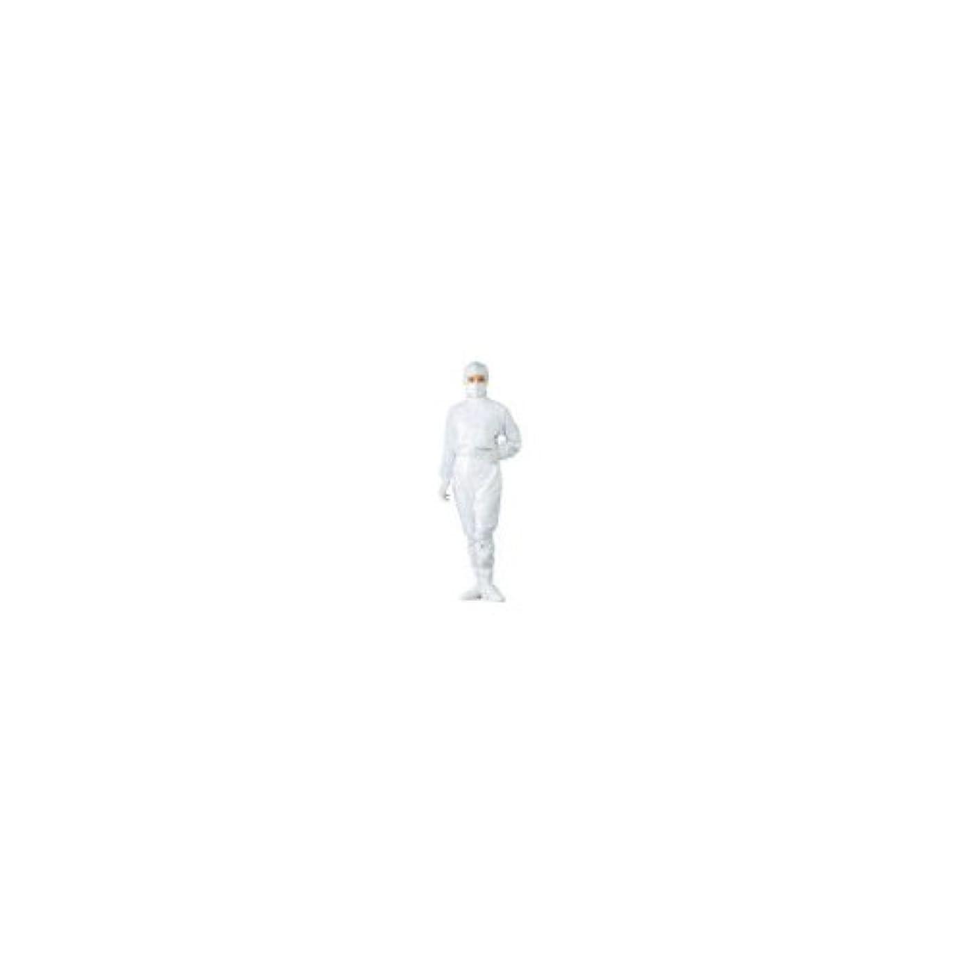 自慢サンプルオアシスLinet クリーンスーツ S ホワイト FH199C-01-S [その他]