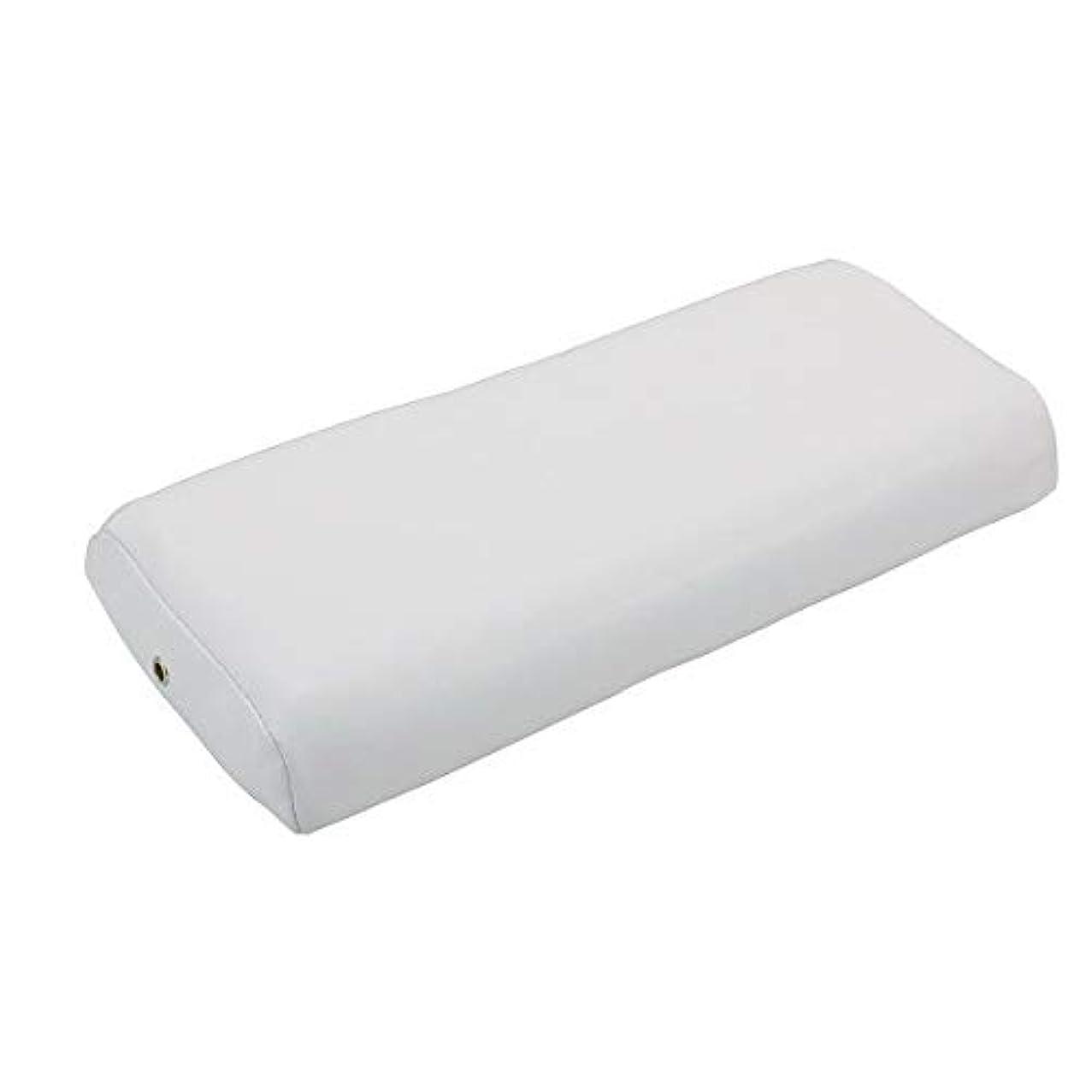 ブレススポークスマン終わりNEOかどまる枕 FV-921 【 ホワイト 】 フェイスまくら フェイス枕 うつぶせ枕 マッサージ枕