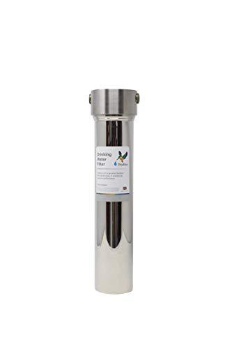 Doulton W9320007 - Filtro purificador de agua, acero inoxidable