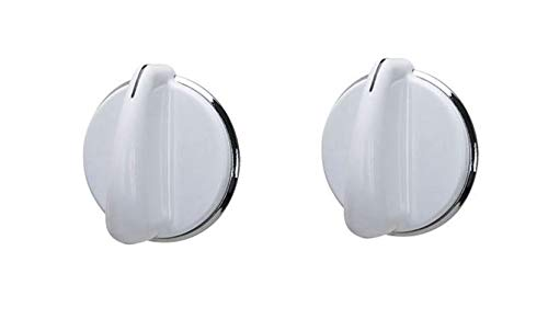 COLIBROX (2 PACK) WH01X10460 For Knob Dryer WE01X20378, AP5806667, PS9493075, 175D3296P001