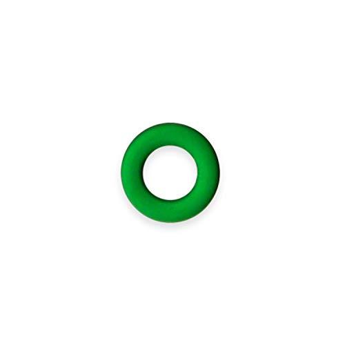 Vieffe Dichtungsring 2 Stück LGL Dampfbügeleisen Stecker Bügelstation 8mm O-Ring