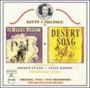 Merry Widow & Desert Song