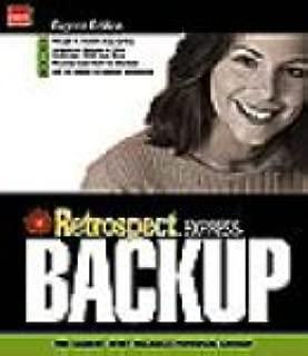 Retrospect Express Backup 4.2 MAC