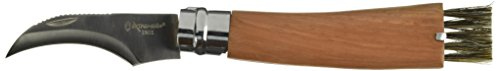Imex El Zorro girolock – Couteau setera, Couleur Marron, 8 cm