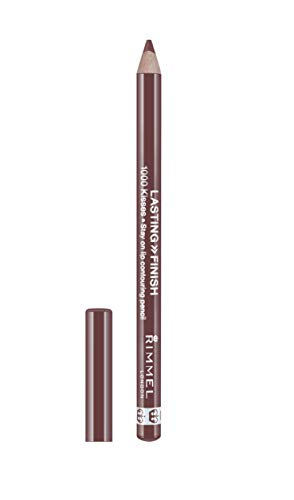 Rimmel London Lasting Finish 1000 Kisses Lip Liner, 047 Cappuccino, 1.2 g