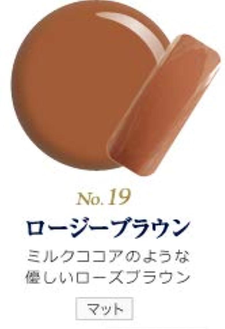 巨人層ラボ発色抜群 削らなくてもオフが出来る 新グレースジェルカラーNo.11~No.209 (ロージーブラウン)