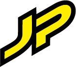 JP Windsurf Segel Logo Sticker - Groß