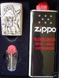 Zippo Feuerzeug Viking Odin Geschenk-Set