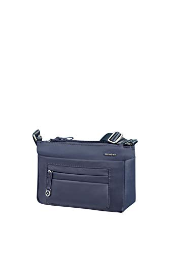 Samsonite Move 2.0 - Schultertasche Small, 25 cm, blau (Dark Blue)