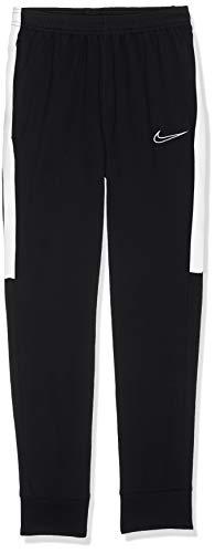 Nike Jungen B NK Dry ACDMY TRK KP Pants, Black/White, XL