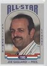 Joe Gagliardi (Baseball Card) 1990 Cal League California League All-Stars - [Base] #27