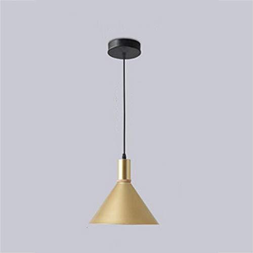 Moderne eenvoudige hanglamp, enkele kop, kleine kroonluchter single creatieve persoonlijkheid, macaron licht, eettafel bed plafondlamp