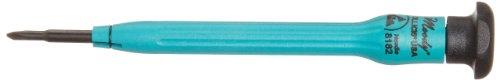 Moody Tools 55-2341 Chromium Vanadium Steel Tri-Point Security Screwdriver Set, Reversible, ESD Handle, 3-Piece