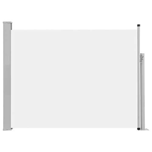 Festnight Tenda da Sole Laterale Avvolgibile Tenda a Scorrimento Laterale per Protezione da Sole per Privacy 60x300 cm/ 80x300 cm/170x300 cm/170x500 cm100x500 cm/120x500 cm/140x500 cm