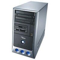 Fujitsu SCALEO Pa Ordenador de sobremesa (AMD Athlon 64 3200 +, 1 GB RAM, 250 GB de Disco Duro, DL DVD + / RW -, XP Home)