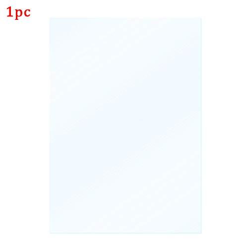 szlsl88 280x200mm FEP Film Voor UV 3D Printer,0.1mm Dikte LCD FEP Film Voor SLA DLP