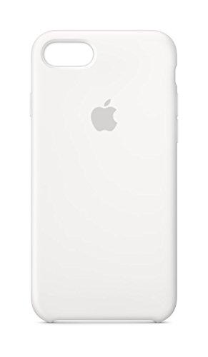 Apple Custodia in silicone (per iPhone 8 / iPhone 7) - Bianco