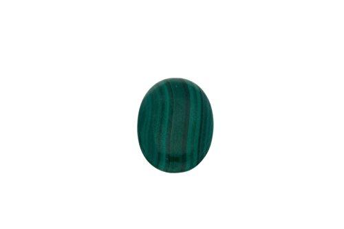 Langani Damen-Ohrclips Naturstein galvanisiertes Metall 2,5 cm 11021 18