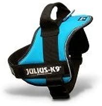Julius-K9 Powerharness, 0, Aquamarine