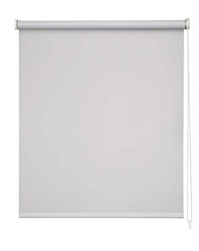 EASYDECO - Estor enrollable Daylight Translúcido (Gris, 90_x_250_cm)