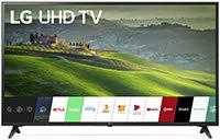 LG 49' Black 4K HDR Smart LED TV
