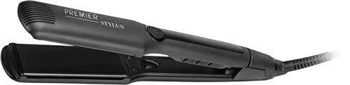 FHI Electricos, Plancha para el pelo (38 mm) - 1 unidad, negro