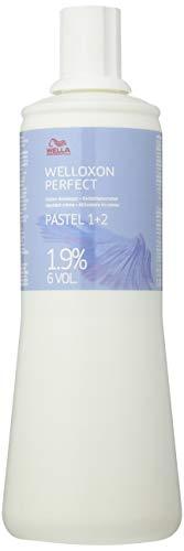 Wella Welloxon Perfect Haarfarbe 1.9%, 1000 ml