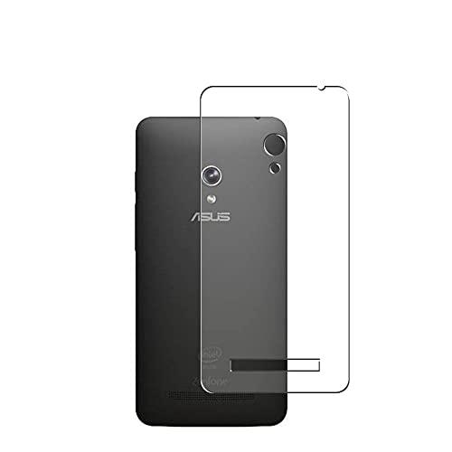 Vaxson 2 Unidades Protector de pantalla Posterior, compatible con Asus Zenfone 5 Lite A502CG (2014) [No Vidrio Templado] TPU Película Protectora Espalda Skin Cover