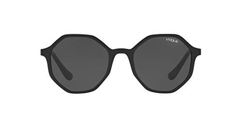 Ray-Ban dames 0VO5222S zonnebril, Zwart, 52