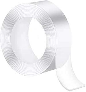 Dubbelzijdige nano-plakband, dubbelzijdige niet-sporenvaste plakband, 3M nano-tape wasbare plakband, transparante plakband...