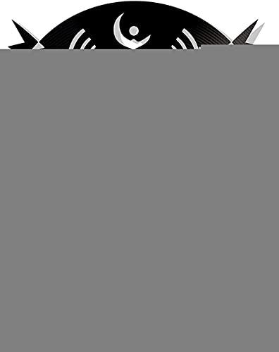 mbbvv Orologio da Parete con Disco in Vinile Pearl Jam Rock Band Orologio da Parete con Disco Moderno Creativo in 3D Orologio al Quarzo Digitale