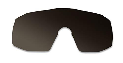 Bolle B-Rock TNS 50901 Lentes oleofóbico antiniebla anteojos de Sol, un Color