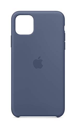 Apple Silikon Hülle (für iPhone 11 Pro Max) - Alaska Blau