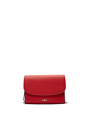 s.Oliver (Bags Damen 201.10.003.30.300.2037049, City Bag Tasche, 3602 Red, one Size