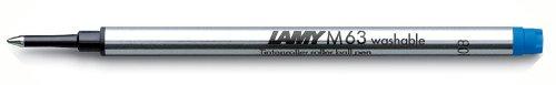 Recambio azul para bolígrafo Lamy M63 Roller Ball Broad
