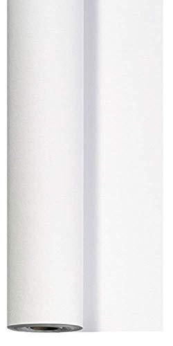 Duni Dunicel® Tischdecke Weiss, 1,18m x 25m, 185470 Tischdeckenrolle