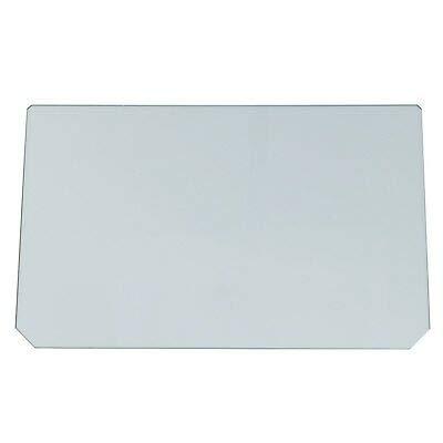 Ariston Indesit Scholtes Merloni lastra di plexiglass piastra di copertura frigorifero 466 x 295 mm - C00144426 -ADATTO FIGEVIDA
