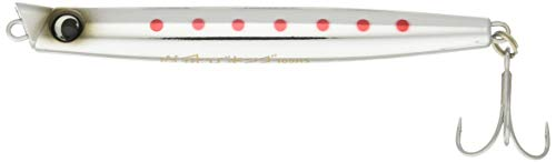 JUMPRIZE(ジャンプライズ) ミノー 飛びキング105HS 105mm 44g 超フルメッキ #06 ルアー