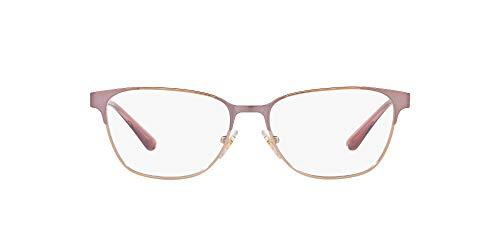 Vogue 0VO4119 Monturas de gafas, Rose Gold/Brushed Pink, 51 para Mujer