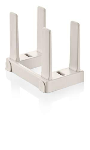 Tescoma 899483 Flexispace Rallonge pour porte-poêles, blanc
