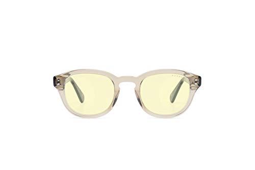 Gunnar Gaming and Computer Eyewear   Emery   Blue Light Blocking Glasses   Patented lens, 65% Blue Light Protection, 100% UV Light   Reduce Eye Strain & Dryness
