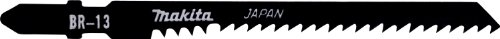 Makita 792729-9 Jig Saw Blade, Br-13, 5-Pack , Black