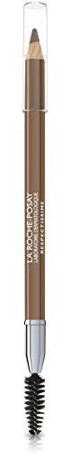La Roche Posay RESPECTISSIME Bleistift für Augenbrauen mit Bürste Blond 1Stück