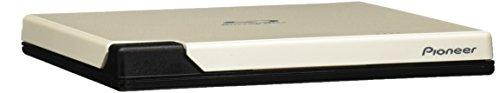 Pioneer bdr-xd05W Ray DVD Combo Weiß Player Groove optischen–Leser Groove optischen (weiß, horizontal, Desktop-PCs/Laptop, Blu-ray DVD Combo, USB 3.0, BD, CD, DVD)